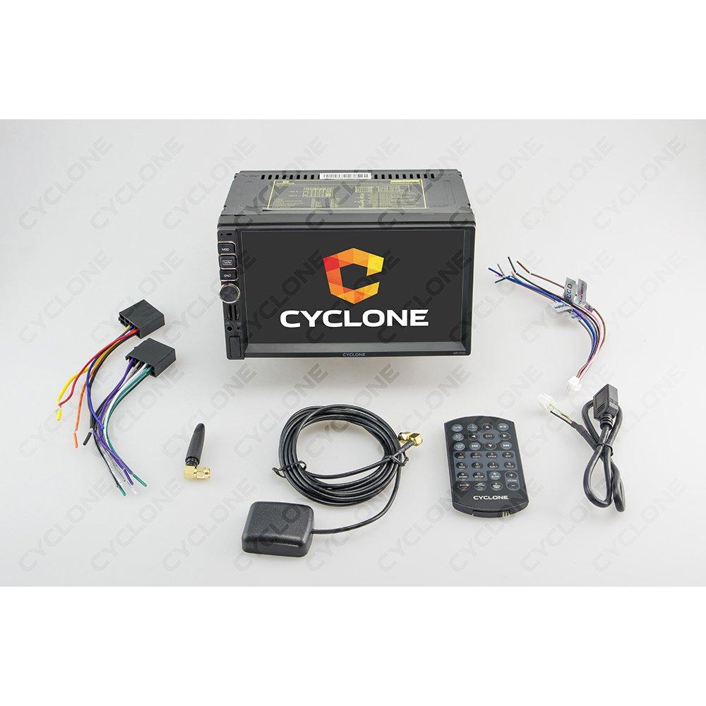 Автомагнитола CYCLONE MP-7045 GPS AND - Фото 5