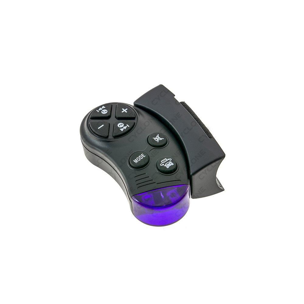 Автомагнитола CYCLONE MP-7033 + DVH-40 v2 - Фото 4
