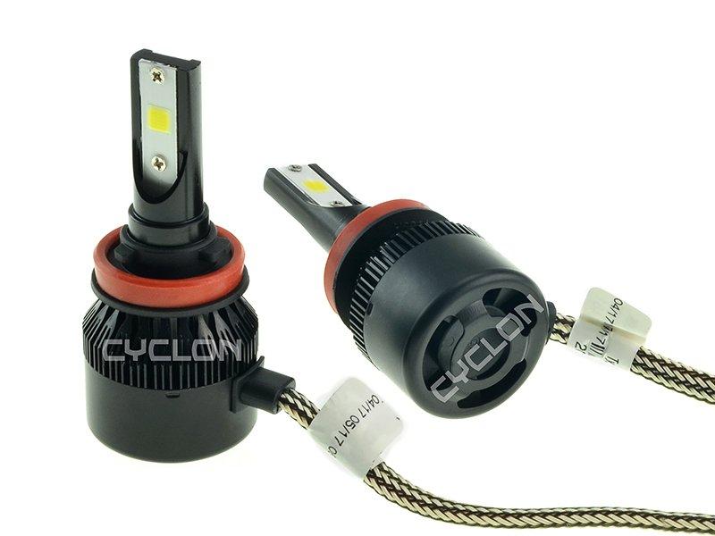 CYCLONE LED H11 6000K 3200Lm type 12 - Фото 2