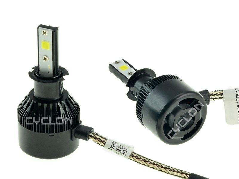 CYCLONE LED H3 6000K 3200Lm type 12 - Фото 2