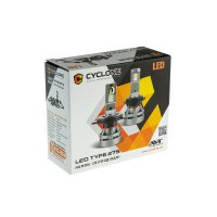 CYCLONE LED H4 H/L 5000K 5100-Lm CR type 27S