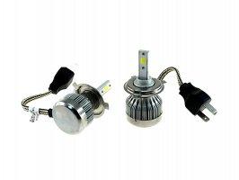 CYCLONE LED H4 Hi/Low 6000K 2800Lm type 16