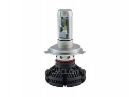 CYCLONE LED H4 Hi/Low 6000K 6000Lm PH type 7 v2