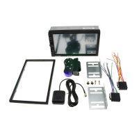 Автомагнитола CYCLONE MP-7031 GPS