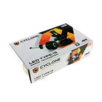 CYCLONE LED H11 5000K 4000Lm CSP type 15