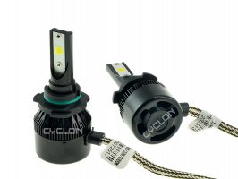 CYCLONE LED 9006 6000K 3200Lm type 12