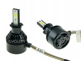 CYCLONE LED H3 6000K 3200Lm type 12